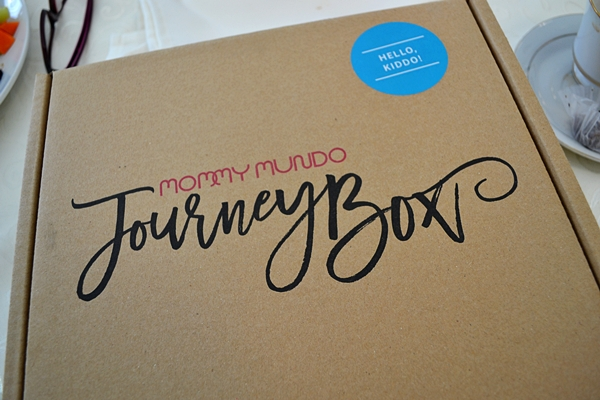 Mommy Mundo Journey Box