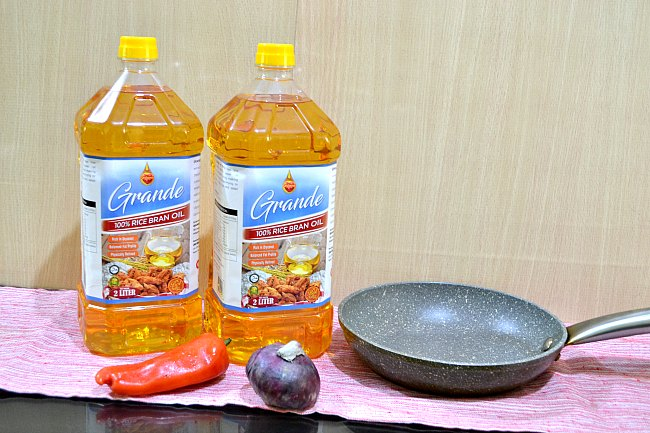 Grande Rice Bran Oil - Olive Oil of the East