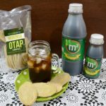 M2 Tea Drink (Malunggay, Okra, Luya Concentrate) – A Refreshing and Yes, Delicious Vegetable Tea Drink