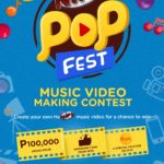 Nips POP Fest Music Video Contest – Win Up To P100,000