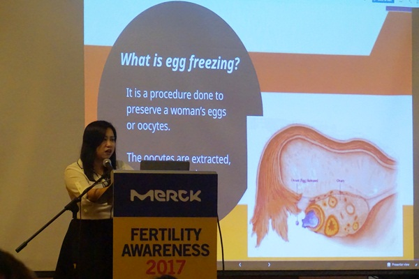 Dr. Gia Pastorfide talks about Egg Freezing, its process, requirements and importance to couples who are considering artificial reproductive treatment
