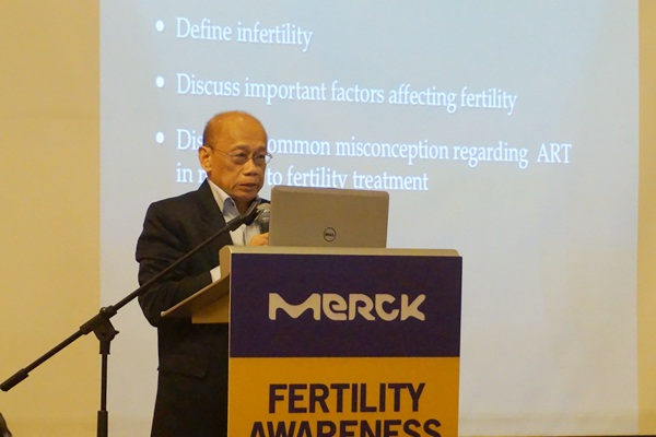 Common Misconceptions on Infertility segment Dr. Almeda
