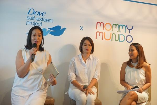 Mommy Mundo Janice Villanueva and mom experts Teacher Gabby and Tina Zamora