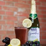 Make Your Own Innovative Mocktails With Welch's Sparkling Grape Juice Cocktails