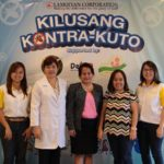 Lamoiyan Corporation strengthens anti-head lice effort, partners with DepEd, UP Manila and Mommy Bloggers Philippines