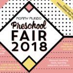 Mommy Mundo Preschool Fair 2018