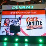 Robinsons Appliances #RaceToAMinuteChallenge Gave Winners 60-Second Shopping Spree
