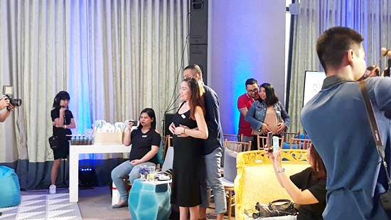 So many moms with their other halves supported and participated in the Mommy Mundo x Baby Dove Event
