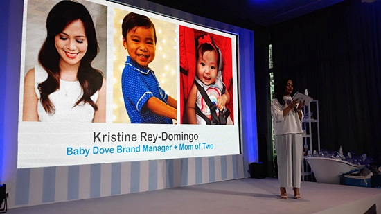 Tin Domingo shares her own touching motherhood story.